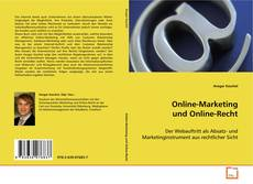Couverture de Online-Marketing und Online-Recht