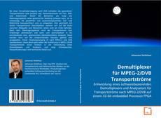 Bookcover of Demultiplexer für MPEG-2/DVB Transportströme