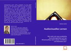 Buchcover von Audiovisuelles Lernen
