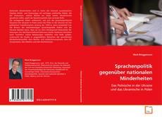 Bookcover of Sprachenpolitik gegenüber nationalen Minderheiten