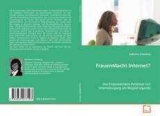 FrauenMacht Internet? kitap kapağı
