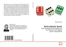 Buchcover von Nicht-digitale Spiele
