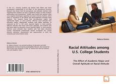 Buchcover von Racial Attitudes among U.S. College Students