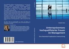 Buchcover von Unterrepräsentanz hochqualifizierter Frauen im Management