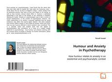 Capa do livro de Humour and Anxiety in Psychotherapy