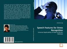Обложка Speech Features for Stress Recognition