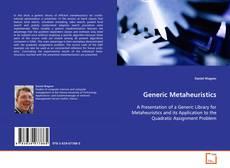 Generic Metaheuristics的封面