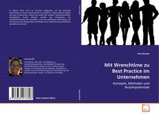Buchcover von Mit Wrenchtime zu Best Practice im Unternehmen