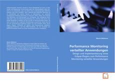 Performance Monitoring verteilter Anwendungen kitap kapağı