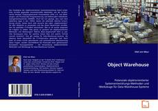 Обложка Object Warehouse