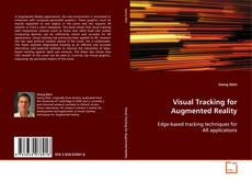 Capa do livro de Visual Tracking for Augmented Reality