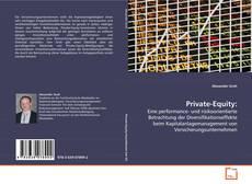 Private-Equity: kitap kapağı