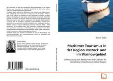 Buchcover von Maritimer Tourismus in der Region Rostock und im Warnowgebiet