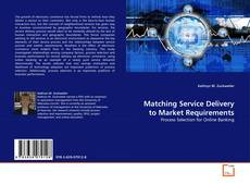 Buchcover von Matching Service Delivery to Market Requirements