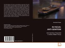 Bookcover of IN FOCUS: ANTI-SEMITISM