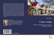 Buchcover von It Takes a Village