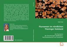 Buchcover von Flurnamen im nördlichen Thüringer Holzland