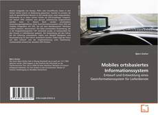 Bookcover of Mobiles ortsbasiertes Informationssystem