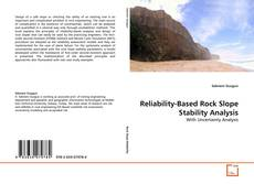Bookcover of Reliability-Based Rock Slope Stability Analysis