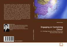 Buchcover von Engaging or Containing China?