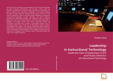 Bookcover of Leadership in Instructional Technology