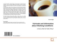 Bookcover of Fairtrade and Information about Working Conditions