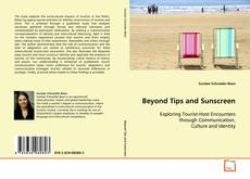 Portada del libro de Beyond Tips and Sunscreen