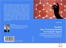 Capa do livro de Possible New Screening Method for Anabolic Agents