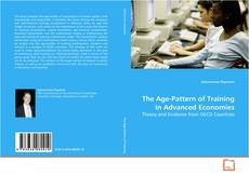 The Age-Pattern of Training in Advanced Economies kitap kapağı
