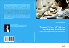 Portada del libro de The Age-Pattern of Training in Advanced Economies
