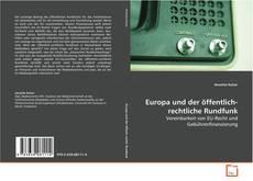 Buchcover von Europa und der öffentlich-rechtliche Rundfunk