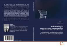 Обложка E-Sourcing in Produktionsunternehmen