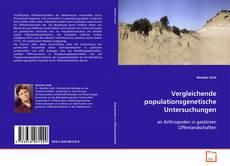 Обложка Vergleichende populationsgenetische Untersuchungen