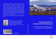 Capa do livro de Synchronization in Coherent M-PSK Receivers