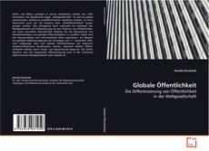 Bookcover of Globale Öffentlichkeit