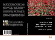 Capa do livro de Older Adults and Their Recollections of September 11th, 2001