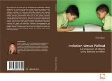Bookcover of Inclusion versus Pullout