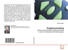 Buchcover von Projektcontrolling