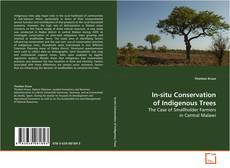 Couverture de In-situ Conservation of Indigenous Trees