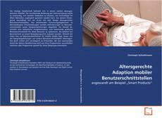 Buchcover von Altersgerechte Adaption mobiler Benutzerschnittstellen