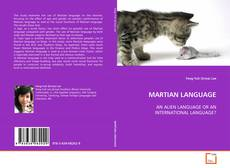MARTIAN LANGUAGE kitap kapağı