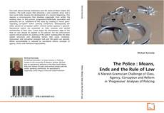 Capa do livro de The Police : Means, Ends and the Rule of Law
