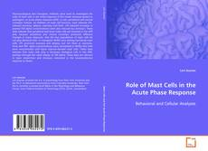 Copertina di Role of Mast Cells in the Acute Phase Response