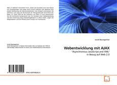 Bookcover of Webentwicklung mit AJAX