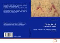 Bookcover of Die Göttin Isis im Neuen Reich