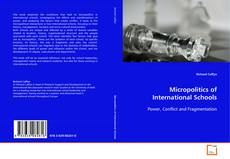 Copertina di Micropolitics of International Schools