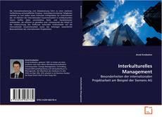 Bookcover of Interkulturelles Management