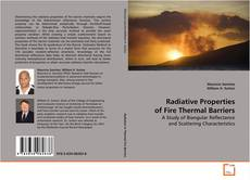 Bookcover of Radiative Properties of Fire Thermal Barriers