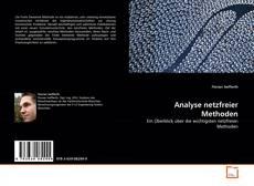 Buchcover von Analyse netzfreier Methoden