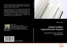 Buchcover von Joseph Cardijn's organisationale Impulse